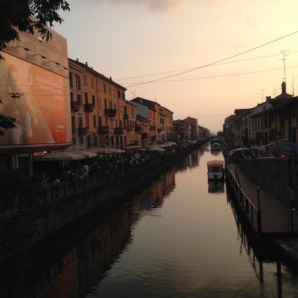 צילום נוף בעיר מילאנו - קורס צילום