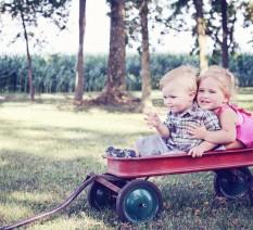 איך לצלם פורטרטים של ילדים?