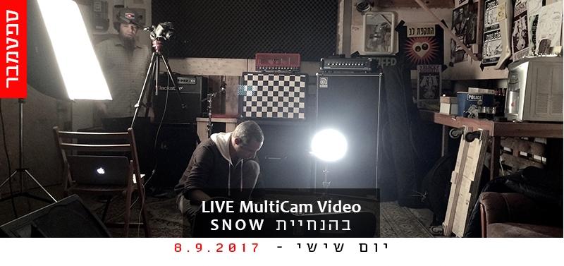 וידאו לייב סנואו