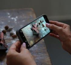 צילום אוכל בסמרטפון | סדנה חד יומית