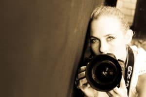 קורס צילום - פורטרט שלי צילום דפנה בן נון