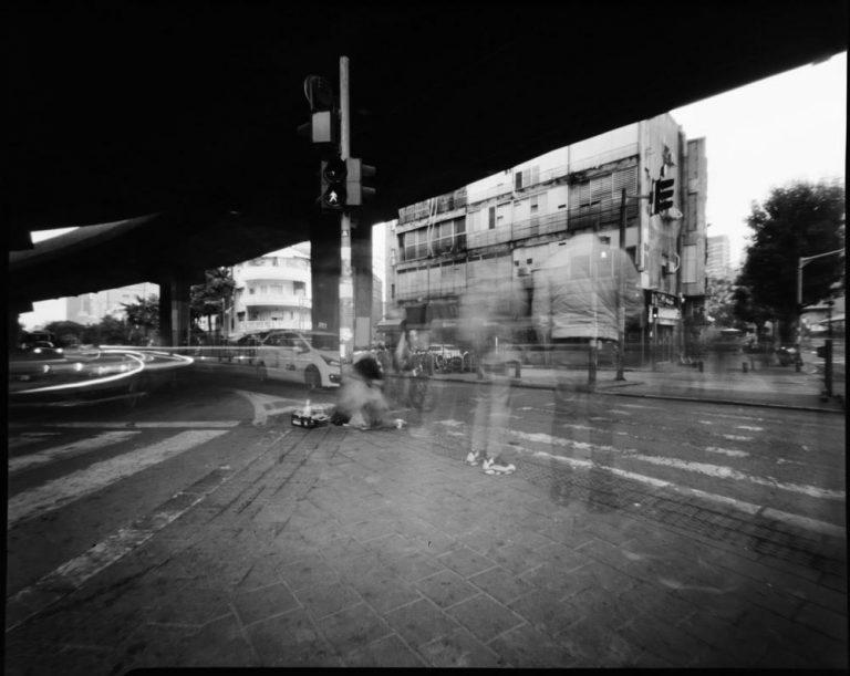 צילום במצלמת נקב, צילום אנלוגי