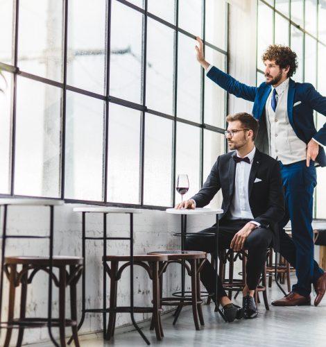 צילום גברים בקורס אונליין