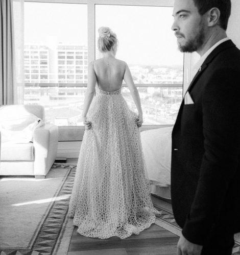 צילום אירועים של חתן וכלה