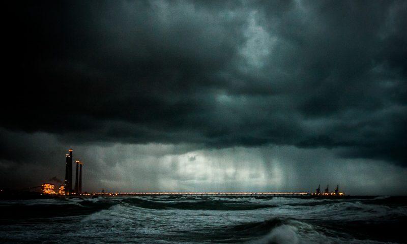 צילום חורף, נמל קיסריה, צילום נמל